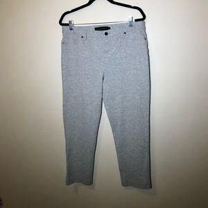 Calvin Klein Jeans sweat material skinny leg pants